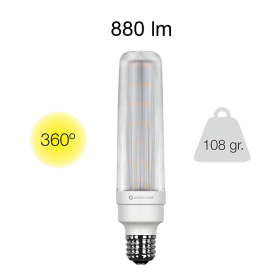 PL T40 10 WATT E.27 - Illuminotecnica-Led