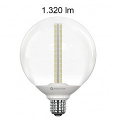 LAMPADA  LED SAMSUNG GLOBO TRANSPARENT LED 13W E27 ~220/240V 360º - Illuminotecnica-Led