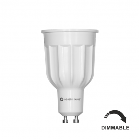 POWER GU10 12W 220V 60º DIMMABLE LED - Illuminotecnica-Led