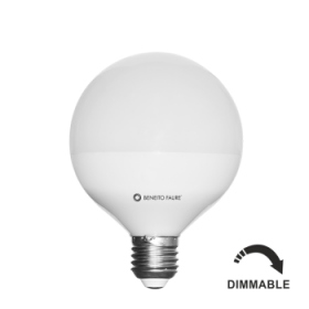 GLOBO 10W E27 220V 360º DIMMABLE LED - Illuminotecnica-Led
